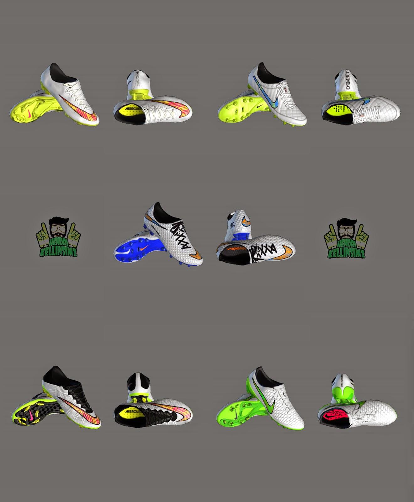 PES 2013 Nike Mini Bootpack By.HendriSimZ