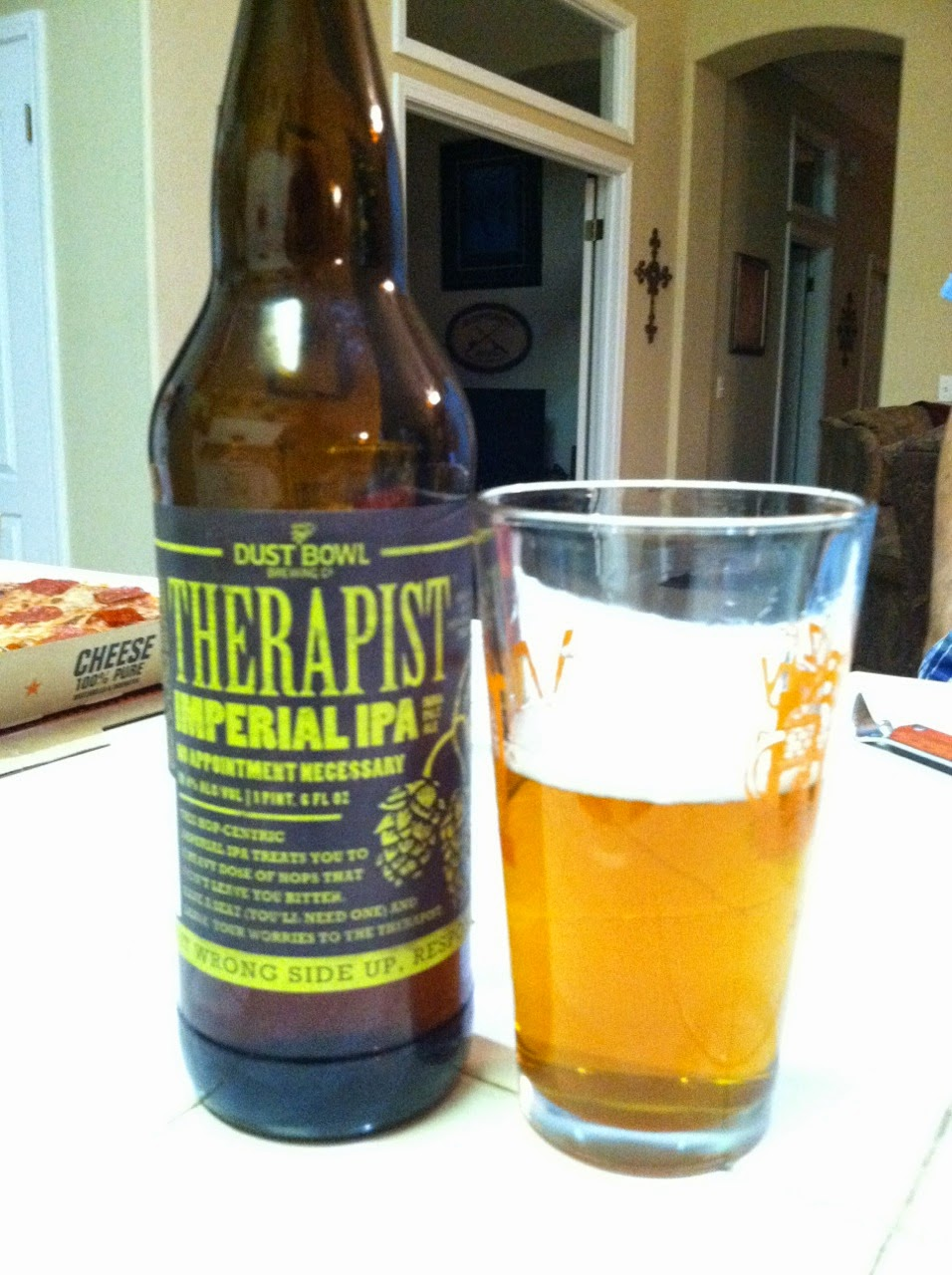 Dust Bowl Therapist Imperial IPA 3