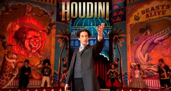 Crítica de la miniserie Houdini del canal Historia