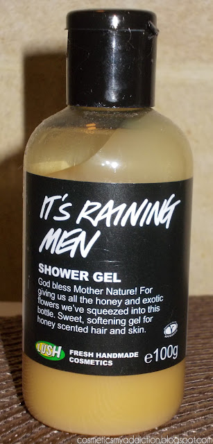 Lush, It's Raining Men