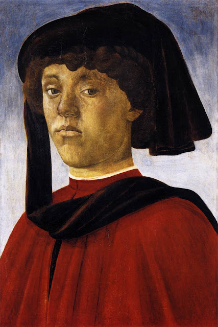 portrait,Botticelli,review