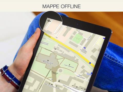 MAPS.ME — mappe offline di MY COM