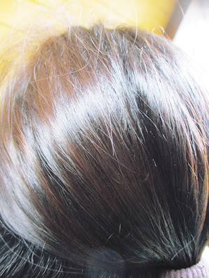 Richenna Bubble Color Ash Brown