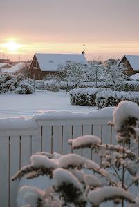 vinter är vackert