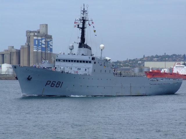 FS L'Albatros (P681)