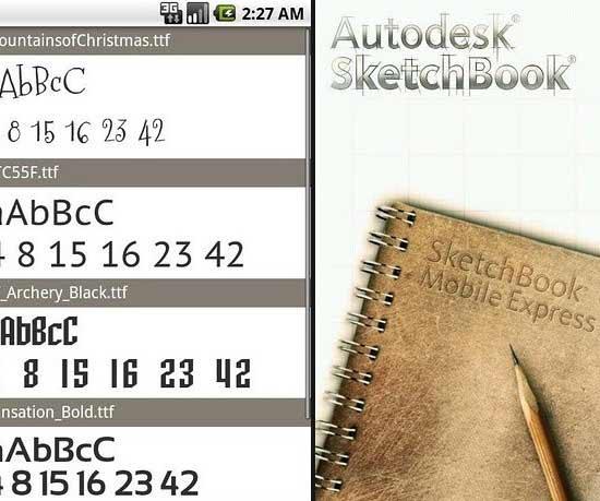 android designer app