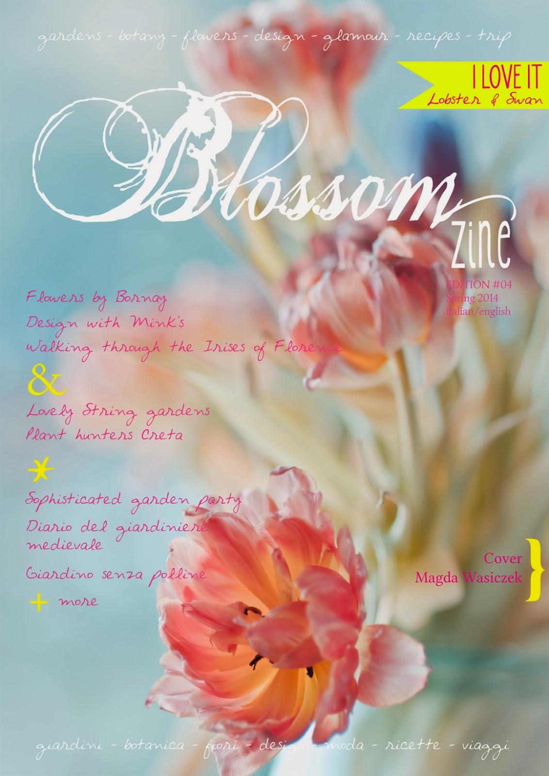 Flowers by bornay su blossom zine rivista online blossom - Flowers by bornay ...