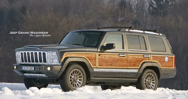 2015 jeep wagoneer redesign and release date 2015 2016 best cars. Cars Review. Best American Auto & Cars Review