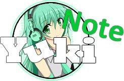 YukinoteLogo