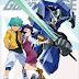 Gundam AGE Bonus CD 4