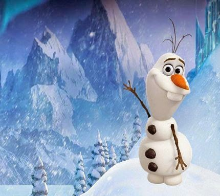 Olaf The Snowman Wallpaper Frozen Pictures To Pin On Pinterest