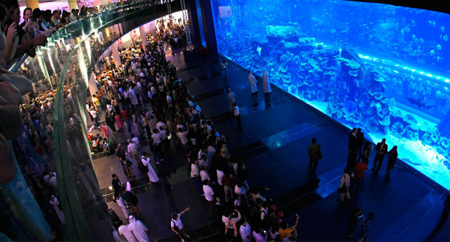 17 Foto Kemewahan Yang Hanya Ada di Dubai
