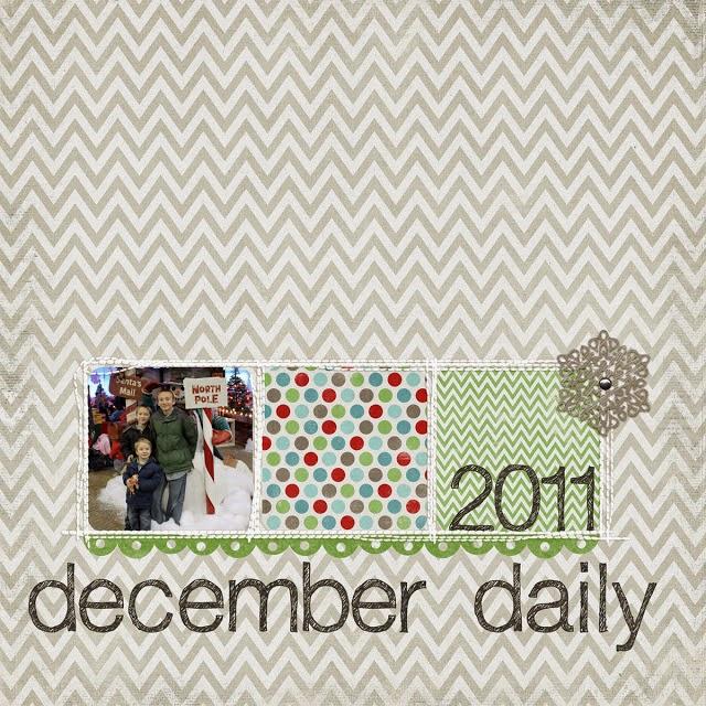 2011 December Daily Album
