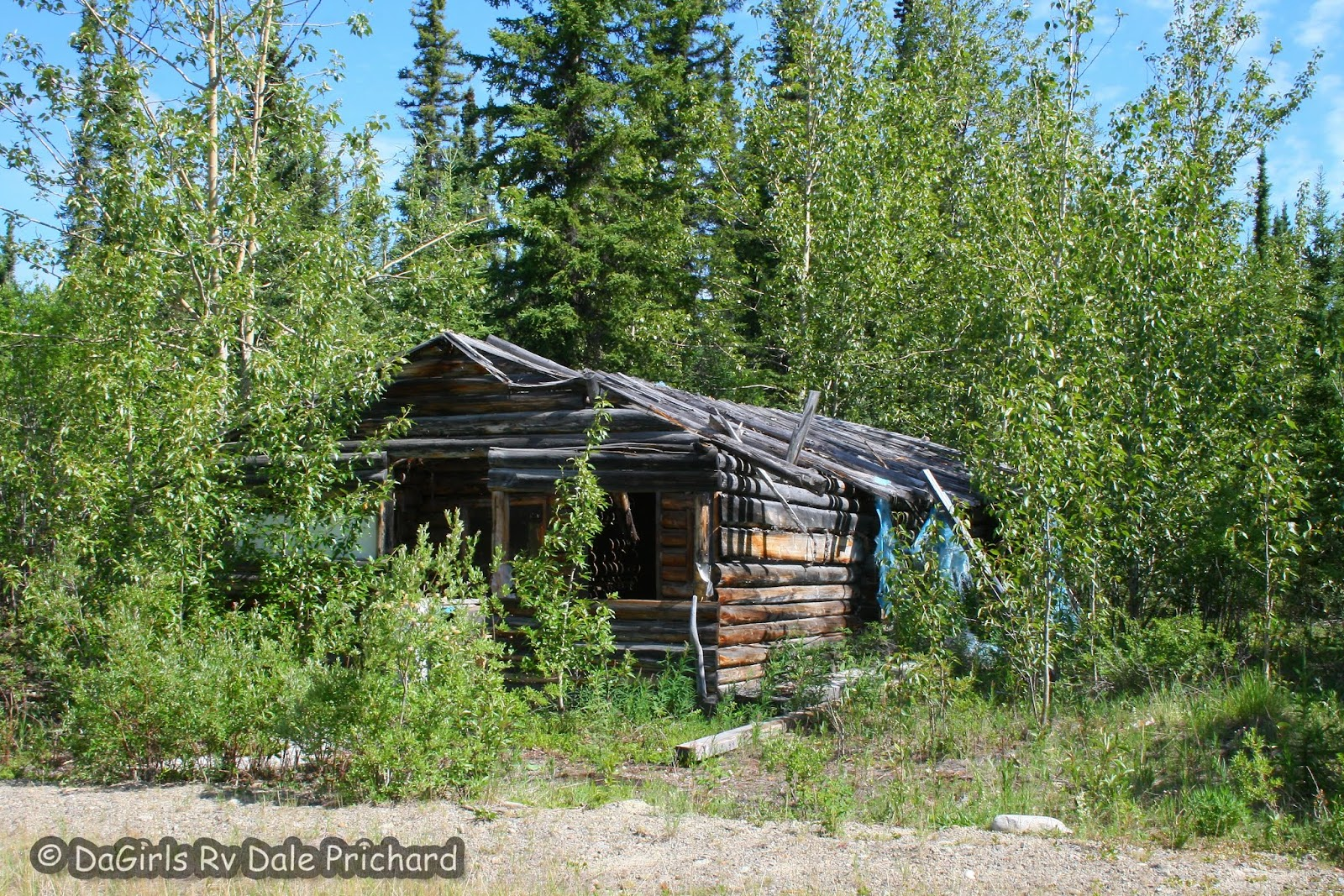 Dagirls travel map 2017 june 2015 - The recreational vehicle turned cabin in the woods ...