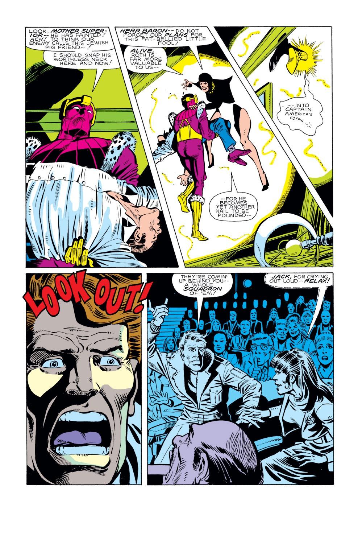 Captain America (1968) Issue #295 #223 - English 6
