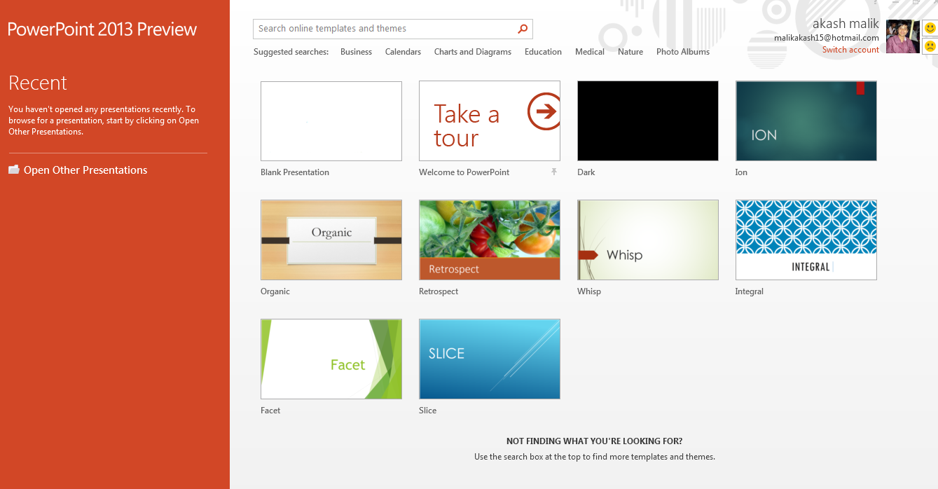 what s new in powerpoint 2013 microsoft office 2013
