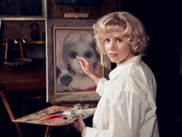 Sinopsis Film Big Eyes (Amy Adams, Christoph Waltz)