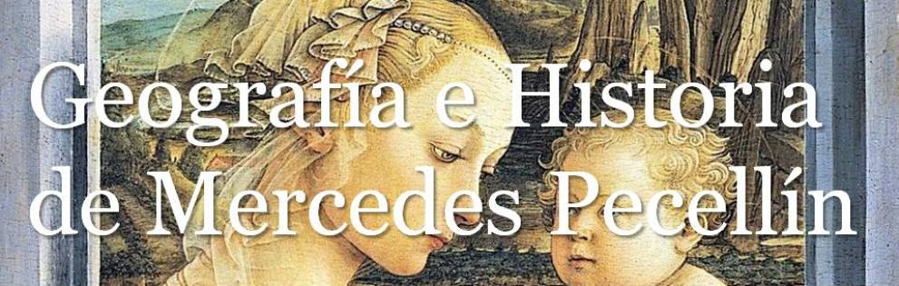 Geografía-Historia de Mercedes Pecellín