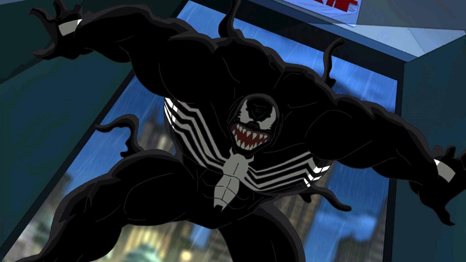 REVIEW  ultimate spider-man season 1Ultimate Venom Spiderman