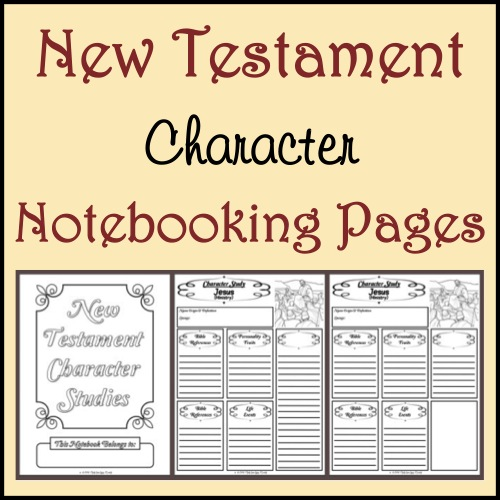 Worksheets Bible Character Study Worksheet free bible study worksheets and printables new testament character notebooking pages from the nook