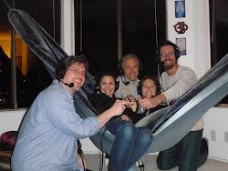 The Podcast Crew!