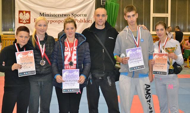 kickboxing, Zielona Góra, trening, walki, sporty walki, Mistrzostwa Polski, kick light, Kartuzy