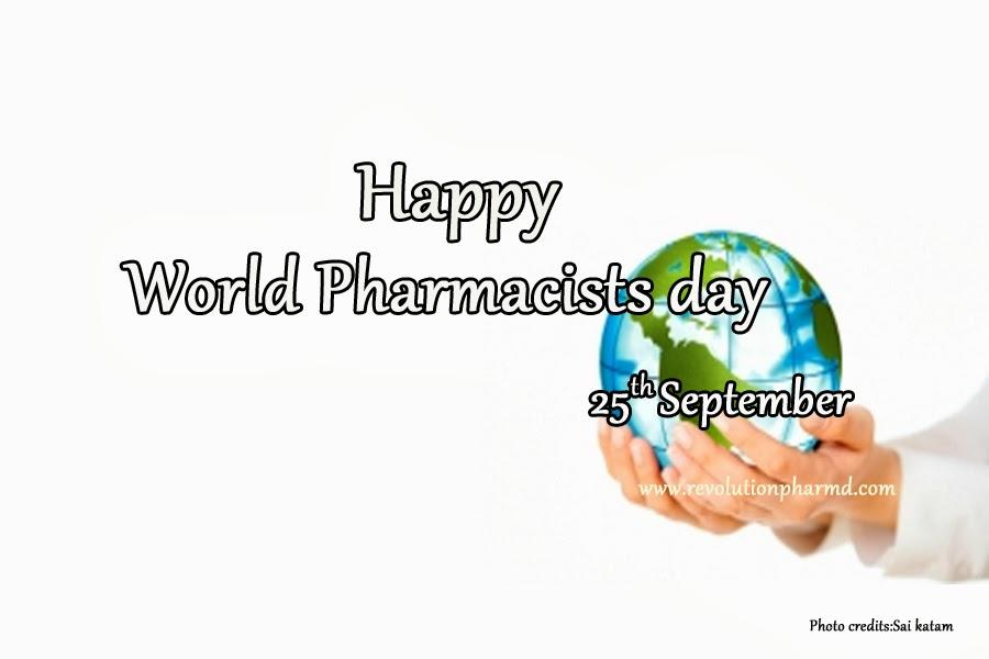 world pharmacists day revolution pharmd