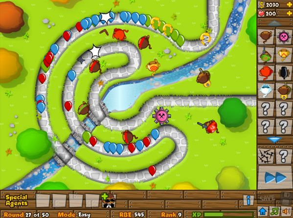 Bloons Tower Defense 5 Deluxe Screenshots 2