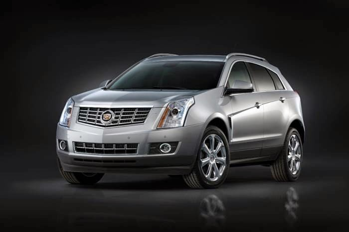 Cadillac SRX 2015 Future Cars