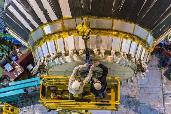 gambar CIEMAT Sepakat Membantu Spanyol di CERN