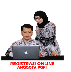 Cara Pendaftaran Online Anggota PGRI Untuk Anggota Baru