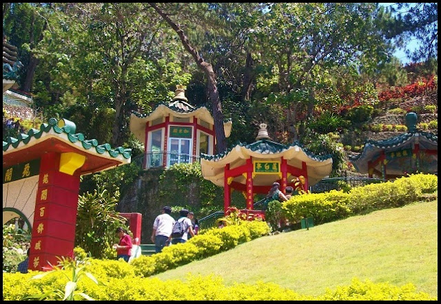 Baguio City with its Perfect Wonderful Place