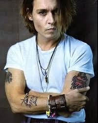 johnny depp, johnny depp tattoos, ink, tattoo, tattoos, tatuajes, tv show, reality show, tattoo show, tatuaje, celebrity tattoos