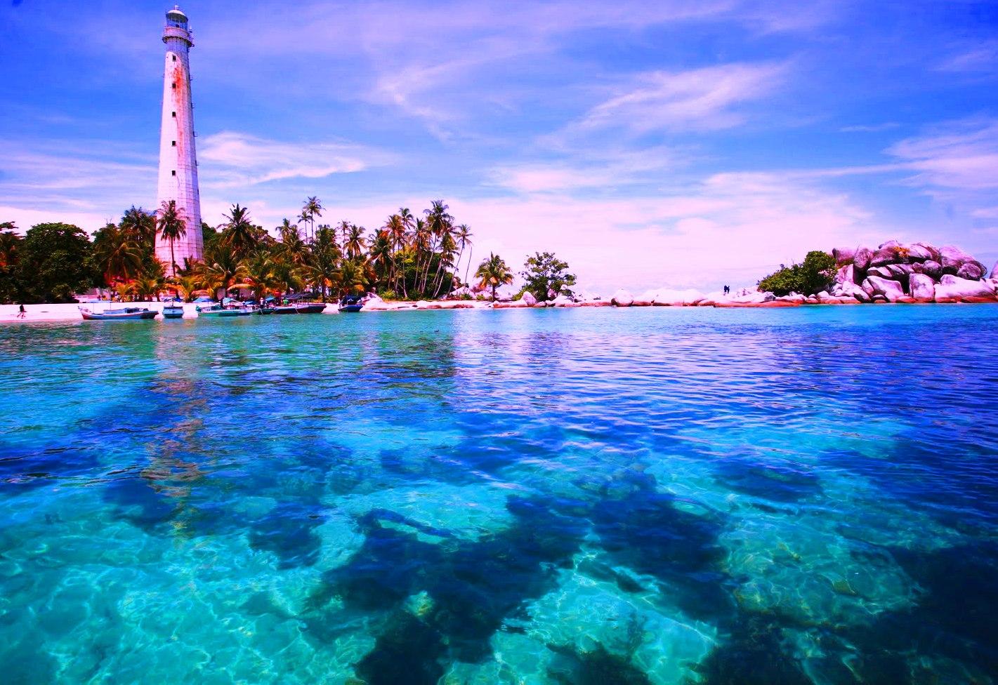Belitung Indonesia  city photos gallery : belitung pulau lengkuas belitung
