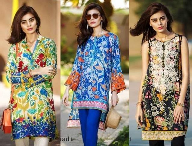 Stylish summer clothes 2017