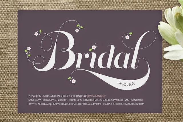 Attention: Bridal Shower Invitations -3