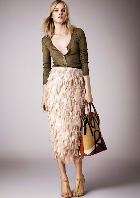 Burberry Prorsum-Inspired Ways To Style Your Pencil Skirt