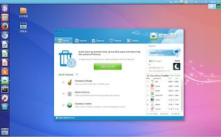 Ubuntu Kylin 15.04 Vivid Vervet