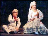 Спектакль, Идиллия, Ідылія