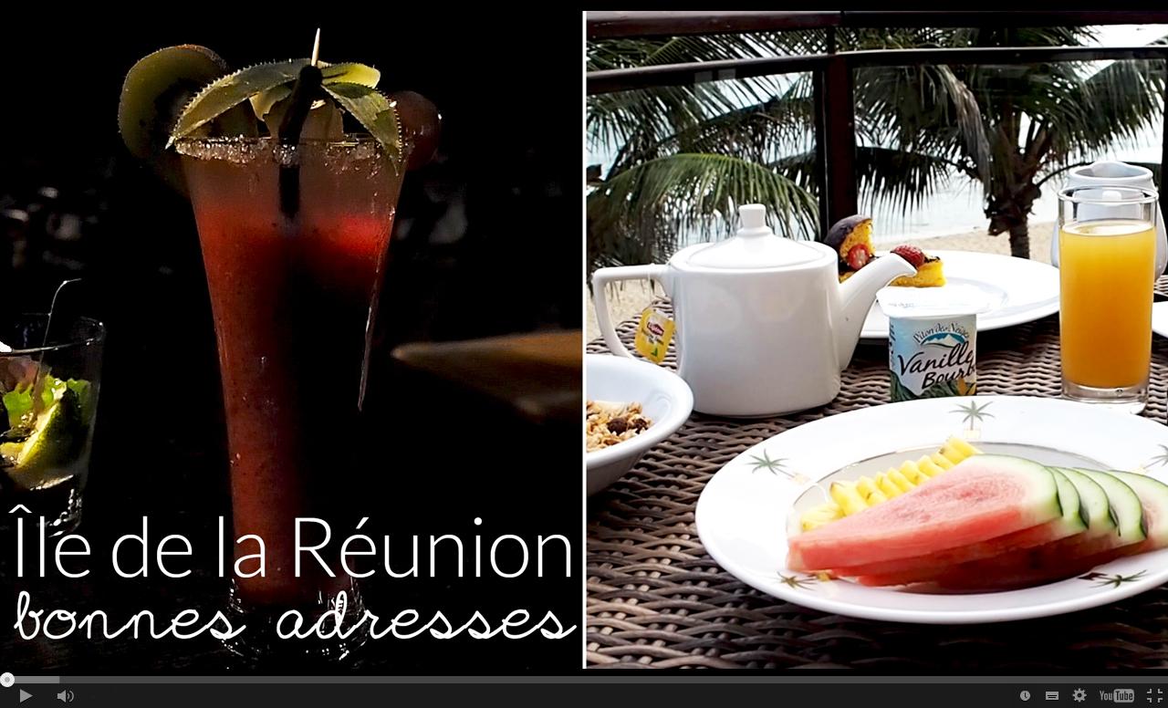 Vidéo YouTube La Réunion Voyage