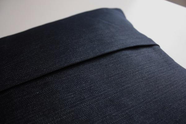 fabric manipulation · almohadón · 21 solapa de cierre · Ro Guaraz