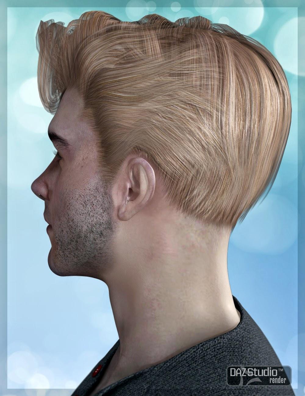 Rievel cheveux 2