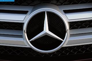 Mercedes slr 722 logo - صور شعار مرسيدس slr 722