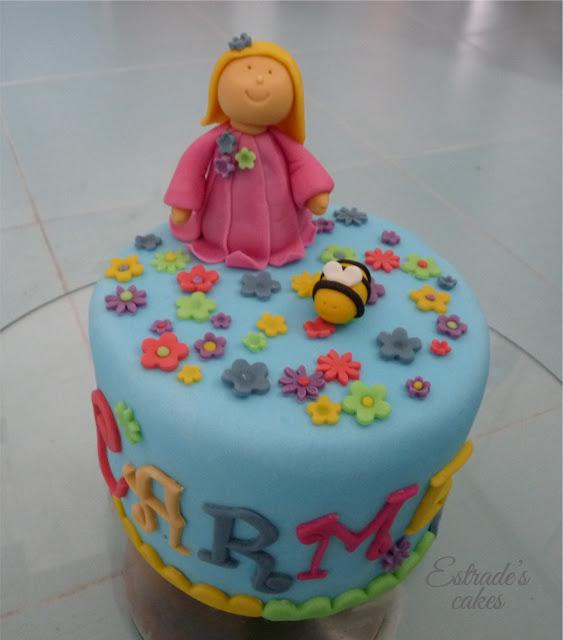 tarta niña