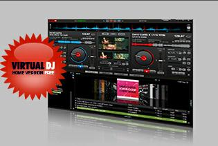 VirtualDj home free v7.3 full