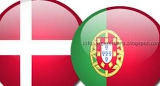 Fakta menarik seputar portugal vs denmark