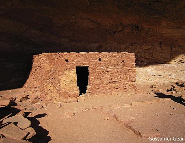 bullet canyon ruins