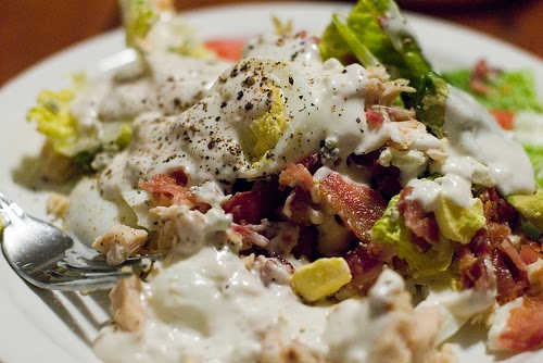 EASY COBB SALAD - Good Dinner Ideas