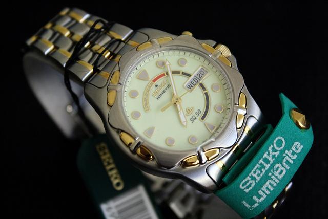 Seiko, SNAF47P2, Chronograph, Наручные часы