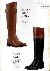 botas estilo jinete 2012